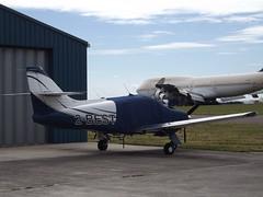 2-BEST Rockwell Commander 114 (Aircaft @ Gloucestershire Airport By James) Tags: james airport rockwell lloyds commander 114 kemble 2best egbp