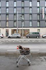 ROSEMARIE GOES SHOPPING... (msman) Tags: frankfurt main mainhattan msman
