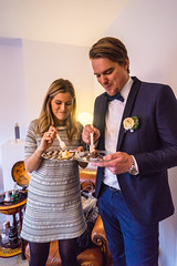 WEDDING - MELANIE & GIANPIERO (sart68) Tags: wedding groom bride melanie marriage pip huwelijk aalst gianpiero