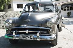 Kuba Havanna Taxi Oldtimer graumetallik (Ruggero Rdiger) Tags: cuba havanna kuba lahabana 2016 besichtigung citystadt rdigerherbst