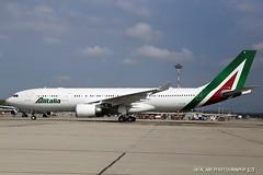 EI-EJM Alitalia Airbus A330-202 (NickAir2015) Tags: travel airport alitalia img5446 milanmxp nickairphotography eiejmalitaliaairbusa330202