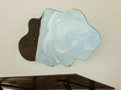 Mirror Paintings, a Story of Reflection - Cloud, 2014 (CORMA) Tags: brussels art europe belgique bruxelles exhibition exposition artcontemporain 2016 tourtaxis laureprouvost