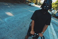 The 700s (Khang Van) Tags: speed starwars miami gear single darth fixed fixie vader