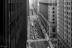 North LaSalle Street (rjseg1) Tags: street city urban chicago skyscraper adams loop lasalle