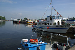 De buitenhaven van Honfleur in Normandi. (janencherry) Tags: france frankreich harbour frankrijk honfleur normandy normandi promenadeenmer