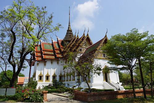 Samut Prakan - Ancient City (Mueang Boran)