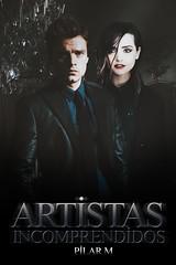 ARTISTAS INCOMPRENDIDOS (mycuddlyhes) Tags: w cover portada wattpad