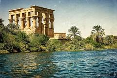 Temple of Philae IV (hapePHOTOGRAPHIX) Tags: aswangovernorate ägypten eg assuan egipto filé hapephotographix 818egy afrika asuán aswān egypt file nikond2x tempelvonphilae áfrica أسوان africa aswan eswan philae nil nile nilo textureblending dsplyys