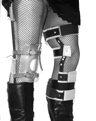 B&W Braces 2 (JKiste2008) Tags: leg brace caliper