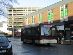 East Yorkshire 501 YX06HVO Prospect St, Hull on 1E (1280x960) (dearingbuspix) Tags: 501 eastyorkshire eyms yx06hvo
