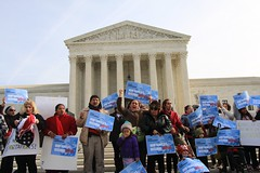 Immigrants to Gather Outside Supreme Court as Justices Debate Whether to Hear Immigration Relief Case