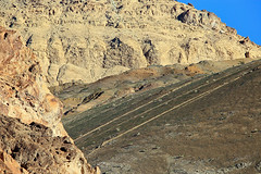 Artist's Palette, Death Valley (3) (Bob Palin) Tags: california 15fav usa southwest 510fav landscape rocks desert outdoor deathvalley artistspalette club100 100vistas instantfave ashotadayorso orig:file=2016012604417