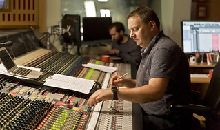 Master Control Studio 1 - Abbey Road Studios