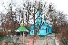 Храм сщмч. Макария Киевского (на Татарке)