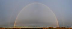 Arc de Sant Martí a Rodonyà :-)) (esta_ahi) Tags: arcoiris rainbow arcdesantmartí rodonyà