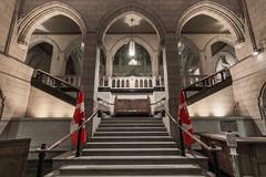 Western Entrance : January 17, 2016 (jpeltzer) Tags: parliament parliamenthill centreblock