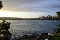 Storm front, Manly, 30/01/16 (1) (geemuses) Tags: storm rain weather hail manly nsw sydneyharbour wildweather manlycove strongwinds thudnerstorm