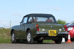 RKL 222M (Nivek.Old.Gold) Tags: 1974 mg midget rwa 1275cc