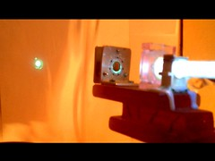 Cu_laser_lasing (Sothory) Tags: green yellow metal diy cu handmade double homemade copper laser pulse vapour vapor chloride fumes cvl chlorine iodine cui halide cuprum cucl monochloride