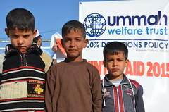 Children displaced from Anbar now living in Baghdad, Iraq (Ummah Welfare Trust) Tags: poverty charity winter children islam iraq relief aid baghdad syria muslims development erbil humanitarian anbar humanitarianism