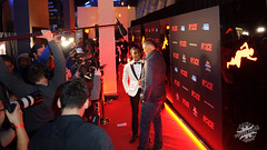 The Race Red Carpet (FunkyPepper) Tags: toronto canada 16x9 rickfox stephanjames scotiabanktheatre theracemoviepremiere