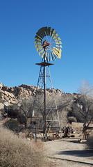 Windmill at Keys Ranch