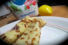 Day 40 Pancake Day (c-mitchell39) Tags: pancakes lemon sugar pancake pancakeday shrovetuesday