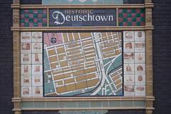 Historic Deutchtown Map (pasa47) Tags: winter pittsburgh pennsylvania pa fujifilm february 2016 fujixe1