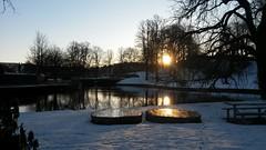 Morning (Anders Bromell) Tags: morgon stadsparkenborås fotosondag fs160313