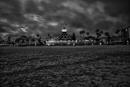 Hotel Del Coronado Murdered Out
