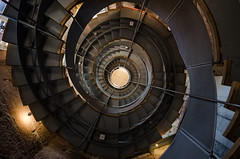 Spirals (Duncan Howard) Tags: street city uk urban lighthouse architecture photography scotland glasgow charles scapes rennie mackintosh the