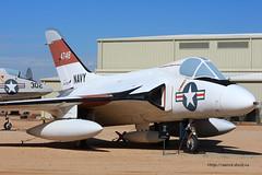 Douglas F4D-1 Skyray ~ 134748 (Aero.passion DBC-1) Tags: museum plane tucson aircraft aviation musée pima preserved douglas ~ avion airmuseum airspacemuseum skyray aeropassion muséedelair dbc1 préservé 134748 f4d1