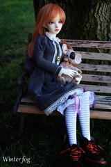 Autumn's tears (WinterfogDolls) Tags: monster high dolls sd bjd pullip blythe dollfie luts 13 dall momoko winterfog