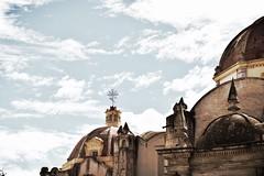 Cúpulas (Mario Adalid) Tags: mexico colonial iglesia ruina turismo cupula antiguo boveda patrimonio mejico edomex coatepec ixtapaluca virreinal