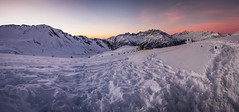 A New Day Is Rising (vs_foto) Tags: schnee winter snow mountains alps nature sunrise canon landscape austria nationalpark natur berge alpen peaks landschaft sonnenaufgang gipfel hohetauern heiligenblut canon7d