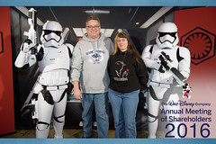 "2016 Disney Shareholder Meeting - Stormtroppers • <a style=""font-size:0.8em;"" href=""http://www.flickr.com/photos/28558260@N04/25602190796/"" target=""_blank"">View on Flickr</a>"