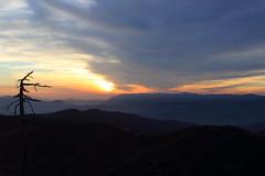 (Jelena1) Tags: sunset sky naturaleza sun mountains tree sol nature berg clouds montagne canon landscape soleil sonnenuntergang sundown dusk natur himmel wolken ciel cielo nubes rbol balkans montaa nuages landschaft sonne arbre priroda ocaso baum trd zalazaksunca solnedgng landskap nebo moln coucherdusoleil drvo solen bosniaandherzegovina oblaci sunce republikasrpska bosnaihercegovina planine canonefs1855mmf3556is canon600d canoneos600d