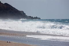 IMG_4383 (anroir) Tags: espaa beach nature andaluca sand waves playa es almera cabodegata aguaamarga lasnegras parquenaturalcabodegata