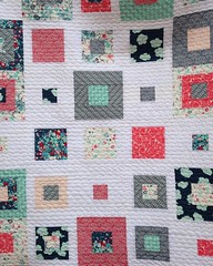 Nouvelle Skipping Squares (chrissherman4) Tags: artgalleryfabrics cluckclucksew patbravo skippingsquares