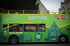 The big green bus (judy dean) Tags: bus green sightseeing oxford opentop 2016 citytour judydean sonya6000