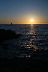 Al Faro (Pavel 'PAshaRome' Vavilin) Tags: sardegna sunset sea lighthouse landscape faro island mediterraneo tramonto mare paesaggio santantioco isola