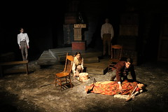 Great Expectations at Trinity College  Spring 2016 (trincoll) Tags: theater trinitycollege charles drama dickens