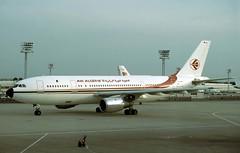 D-AIBA Airbus A.300B4-2C Air Algerie (pslg05896) Tags: daiba airbus a300 airalgerie ory lfpo paris orly