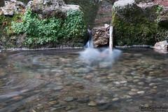 Ruscello Parco di Monza (Matteo Scardino) Tags: longexposure parco water 30 canon river waterfall nd acqua ruscello h20 monza cascata ndfilter 18135 parcodimonza 70d nd4 cascatella esposizionelunga filtrond 30secondi canon70d