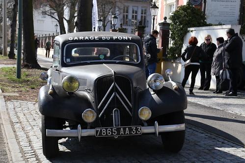 Citroën Oldtimer