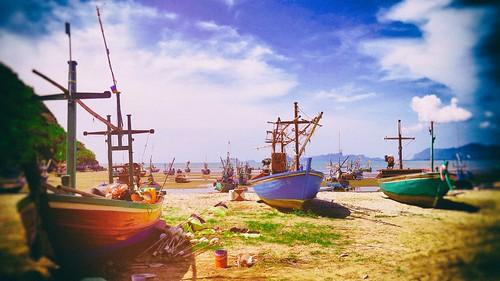 Hua Hin Boats IIb