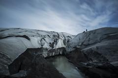 A melting glacier (Benedikt Halfdanarson) Tags: iceland glacier sland glacierlagoon jkull slheimajkull meltingglacier icelandicglacier