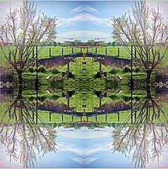 2016-04-27 ruelles symtriques (april-mo) Tags: art experimental symmetry symmetric experimentalphoto experimentaltechnique