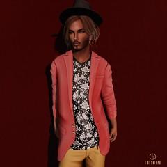 LOTD | 28/04/2016 (Thi Shippe) Tags: male cosmopolitan model secondlife brazilian illi fashionblogger thishippe mrsl2016 mrslportugal