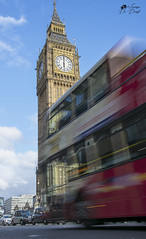 My Big Ben (lulo92) Tags: travel london tower nikon long torre ben bigben exposition cielo marzo inghilterra londa londr lorenzodedonnophotographer